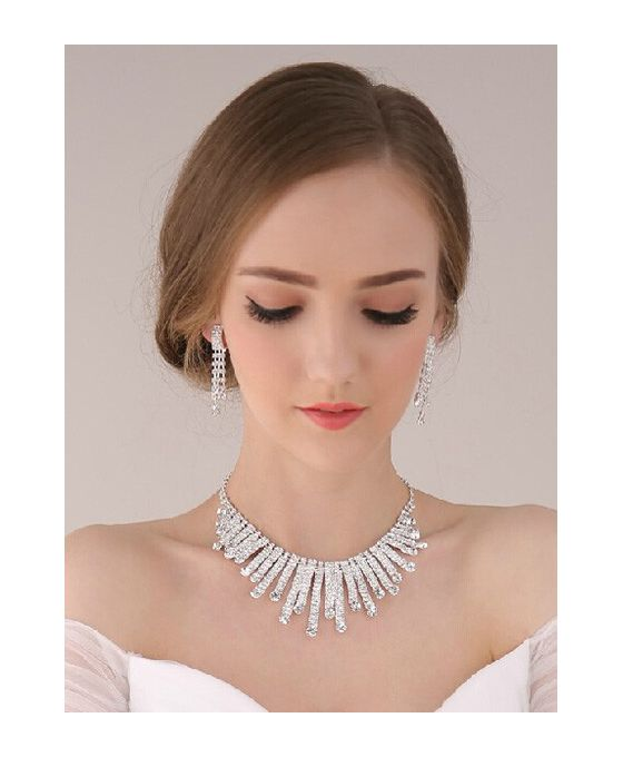 beautiful-alloy-wedding-jewelry-including-necklace-and-earrings