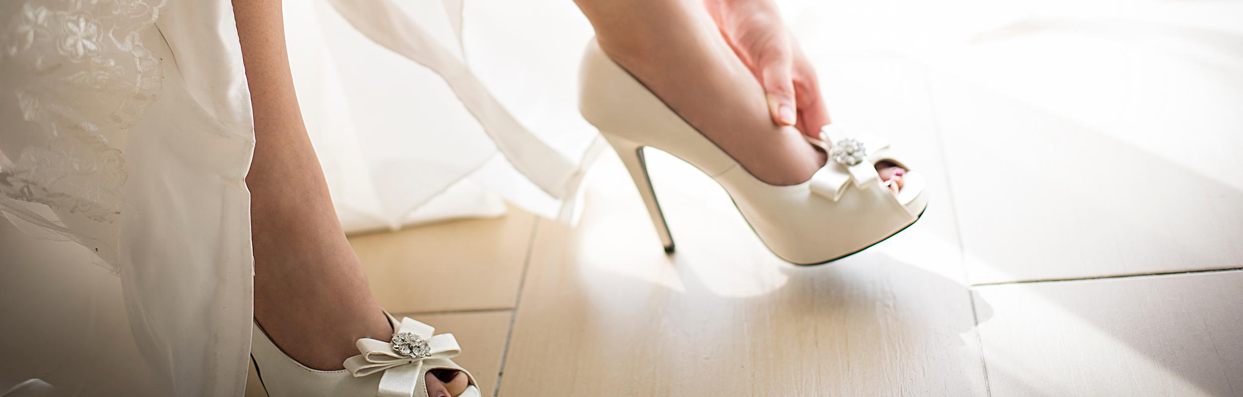 Sandali da Sposa Estive