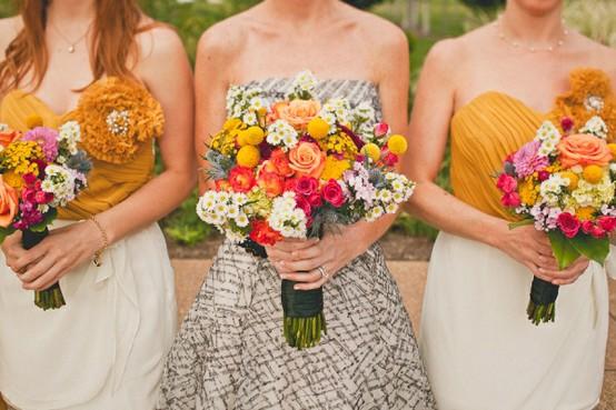 bouquet sposa autunno