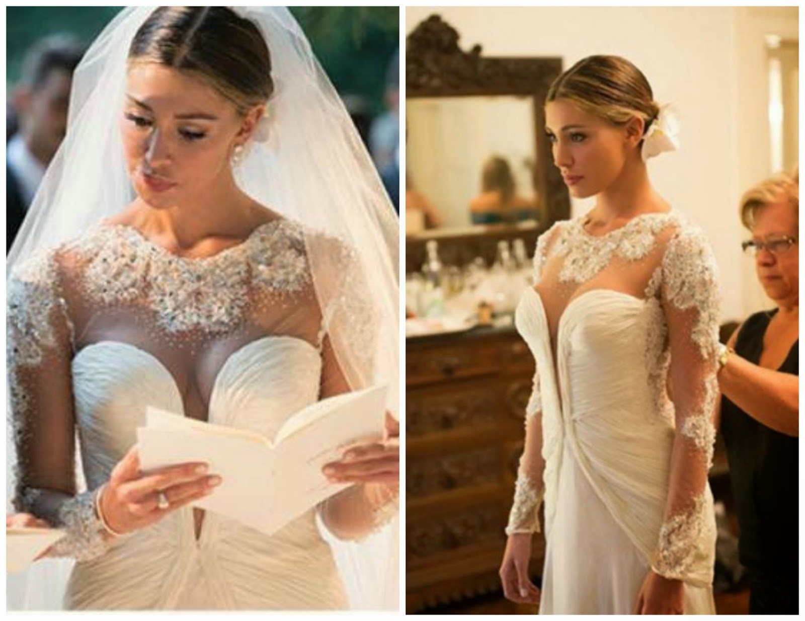 e09895448601 Abito da Sposa Matrimonio Belen Rodriguez Abito da Sposa Matrimonio Belen  Rodriguez