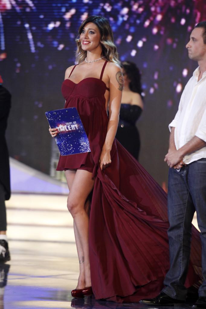 Abito Italia's Got Talent 2013 Belen Premaman