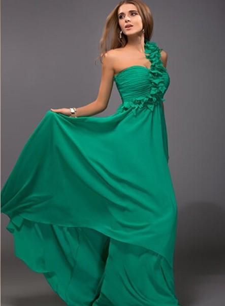 the latest 31f91 27533 abiti-da-sera-cerimonia-verde - Blog MiamaStore