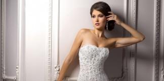 abiti da sposa a line