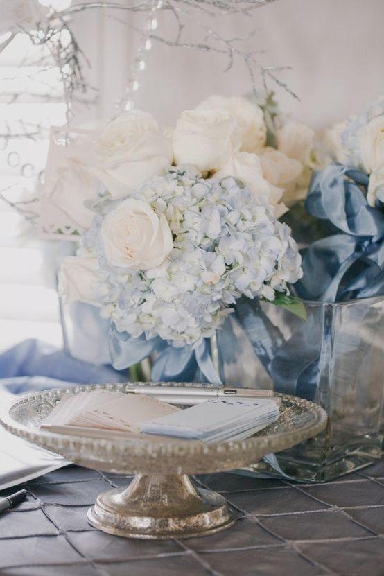 Matrimonio In Azzurro Polvere : Fiori azzurro colori matrimnoio miamastore