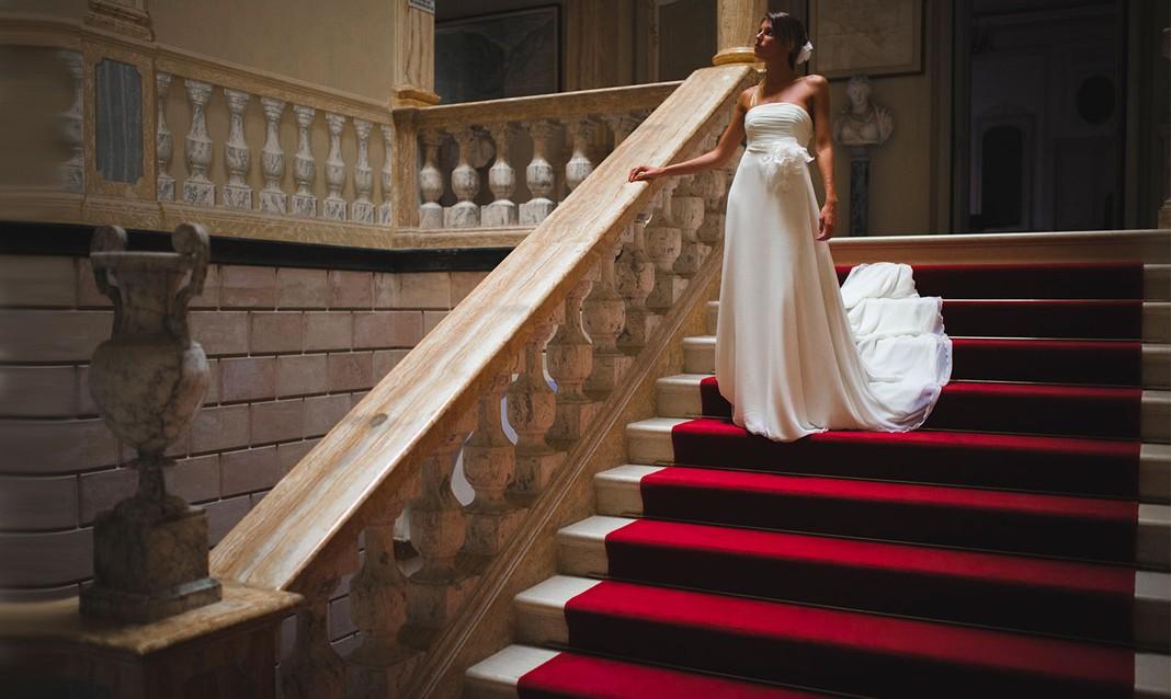 bc0d6b32be2d Strascico dell abito da sposa – 6 diversi tipi - Blog MiamaStore