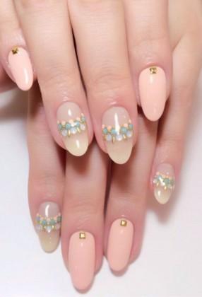 nail-art-sposa-colorata