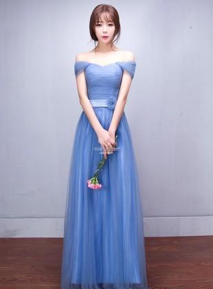 abiti-delle-damigelle-d-onore-blu