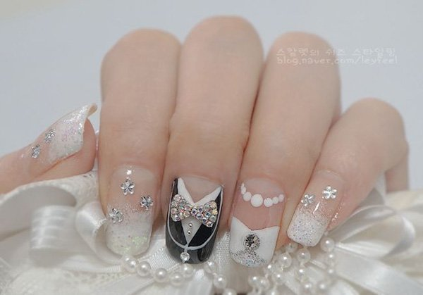 nail-art-sposa-particolare