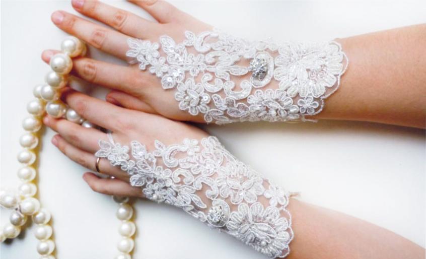 estremamente unico grande sconto ineguagliabile I guanti sposa - un classico senza tempo - Blog MiamaStore