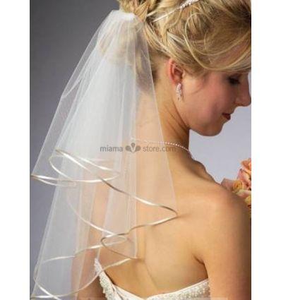 velo-sposa-molto-corto-economico-semplice-online-con-bordino-in-raso
