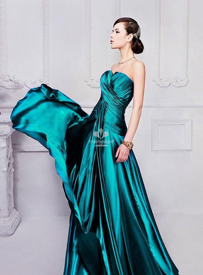 low priced 2b2e9 26d94 Cerimonie 2017: 20 abiti da cerimonia verde - Blog MiamaStore