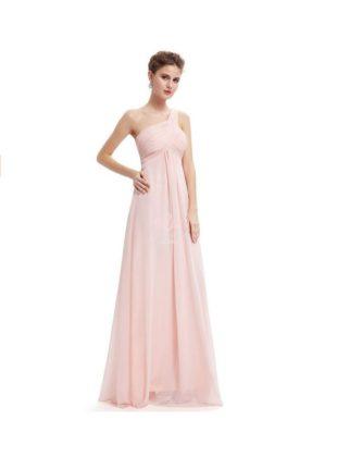 abiti-da-damigella-lunghi-rosa